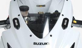 Mirror Blanking Plates for Suzuki GSX-R600/750 ('06-'10)