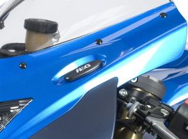 Mirror Blanking Plates for Suzuki GSXR600 GSXR750 L1/L2