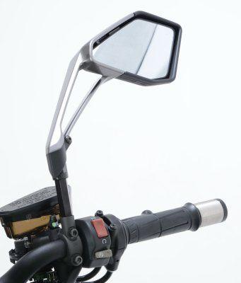 Mirror Risers for M10x1.50 Thread Mirrors