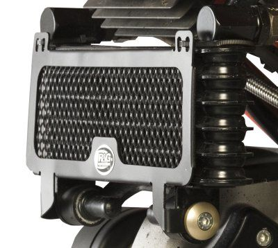 Oil Cooler Guard for Ducati Hypermotard 796/1100