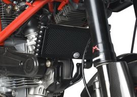 Oil Cooler Guard for Ducati Hypermotard 1100 EVO