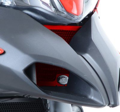 Oil Cooler Guard for Ducati Multistrada 1200 '10-'14
