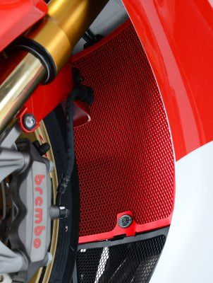 Radiator Guards for Honda CBR1000RR '08-