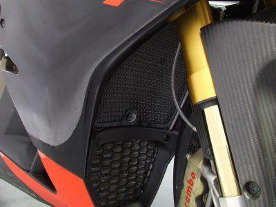 Radiator Guards for Aprilia RSV4 and RSV4R '09-'14