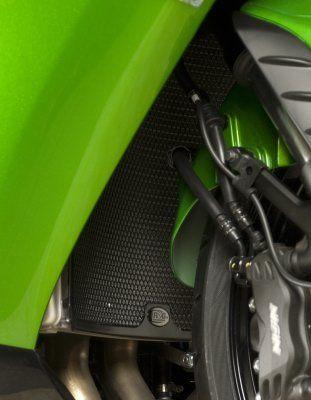 R&G Radiator Guards for Kawasaki GTR1400 '07- and Kawasaki ZZR1400 (upto 2013)