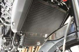 Radiator Guards for Triumph Speed Triple 2010 ONLY