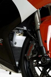 Radiator Guards (2piece) for Ducati 848, 1098 and 1198 '07-