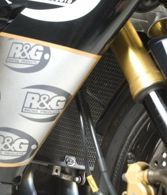 Radiator Guards for Kawasaki ZX10R ('04-'05)