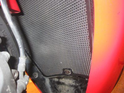 Radiator Guards for Honda CBR1000RR (2006-2007)