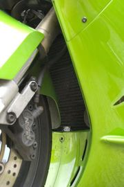R&G Radiator Guards for Kawasaki ZX12R '02-'06