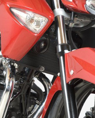 R&G Radiator Guards for Suzuki Inazuma 250 ('13-)