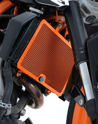 Radiator Guard for KTM 390 Duke & RC 125/RC 200