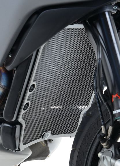 Radiator and Oil Cooler Guard for MV Agusta Rivale/Stradale/Turismo Veloce 800 models