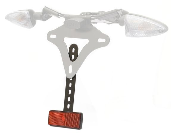 Reflector Extender Kit (standard, E-marked)