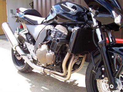 Radiator Sliders for Kawasaki Z750