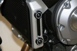 Radiator Sliders for Aprilia Mana '08-