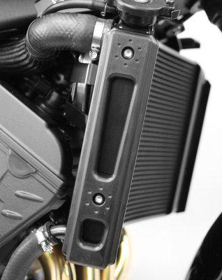 Radiator Sliders - Yamaha FZ8