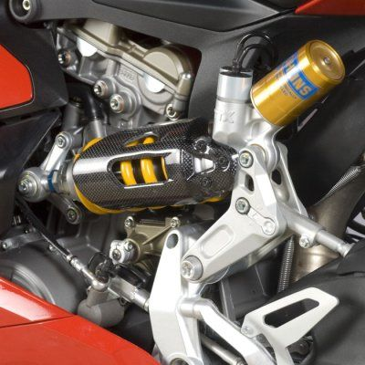 Ducati Panigale Shock Cover