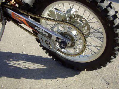 Swingarm Protectors KTM EXC