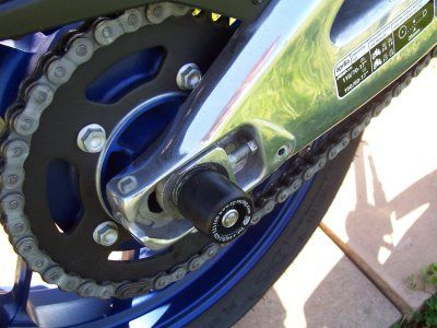 Swingarm Protectors Aprilia RS125