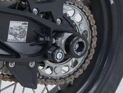 Swingarm Protectors for KTM 1190 Adventure '13-, 1290 Super Adventure '15-