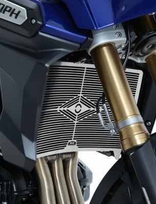 Stainless Steel Radiator Guard for Triumph Tiger 1200 Explorer