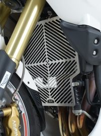 Stainless Steel Radiator and Oil Cooler Guard for Triumph Tiger 1050 and Tiger 1050 Sport