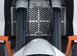 Stainless Steel Radiator Guard for KTM 990 Adventure '05-