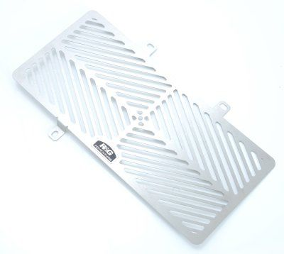 Stainless Steel Radiator Guard for Kawasaki ER-6F ('12-) and Kawasaki ER-6N ('12-)