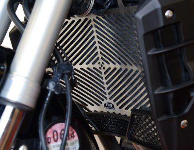 Stainless Steel Radiator Guard for Honda Crosstourer 1200 '12-