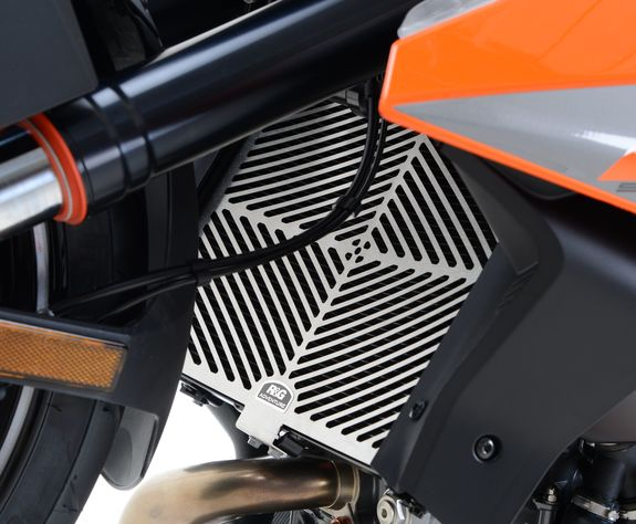 Stainless Steel Radiator Guard for KTM 1290 Super Duke R / GT models