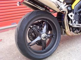 Spindle Sliders Triumph Daytona, Speed Four