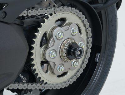 Spindle Sliders Ducati Diavel