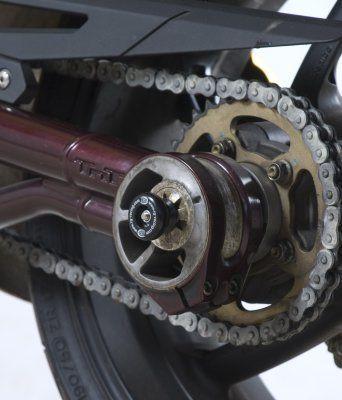 Spindle Sliders for Benelli Cafe Racer 1130