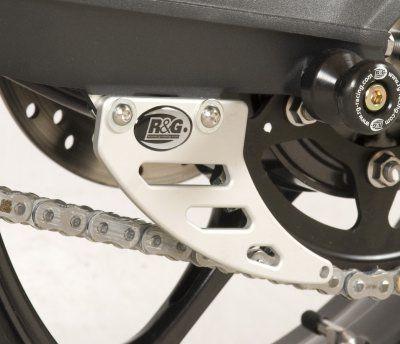 R&G Toe Chain Guards for Triumph Street Triple 675 and Triumph Daytona 675 ('13-)