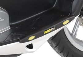 Footboard Sliders for Honda Integra