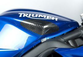 Tank Sliders for Triumph 675 '06-'12 and Street Triple '07-'12