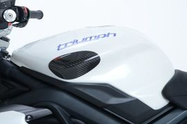 Tank Sliders for Triumph Daytona 675 & Street Triple 2013-