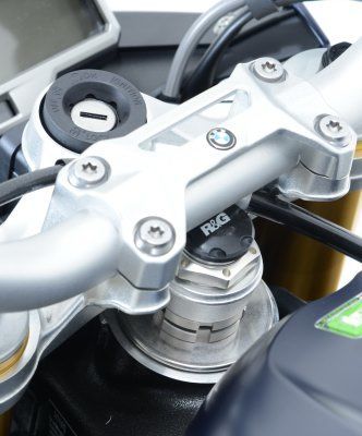 Top Yoke Plug for BMW S1000R, R Nine T, Triumph Daytona 675 '13-  and Kawasaki ZX10R '16- models