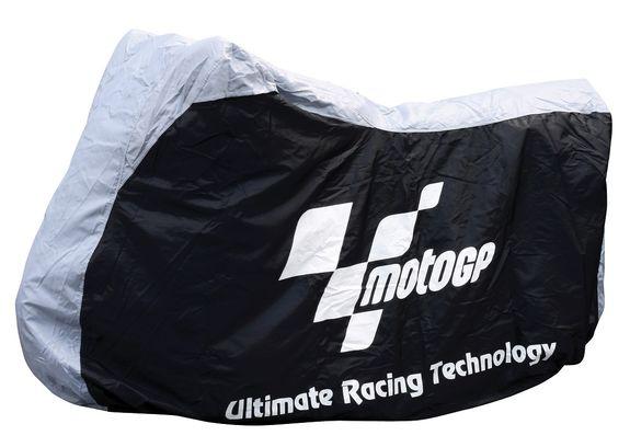 MOTOGP RAIN COVER BLACK & GREY LARGE 750>1000CC