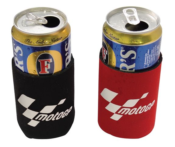 MOTOGP CAN COOLER 2PC PACK