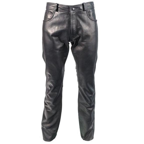 Richa Classic leather Jean Blk