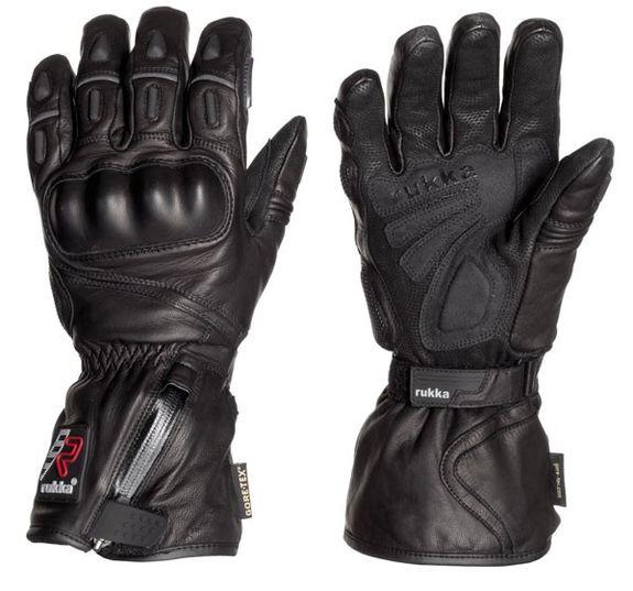 Rukka R-STAR 2-1 Goretex Motorcycle Gloves