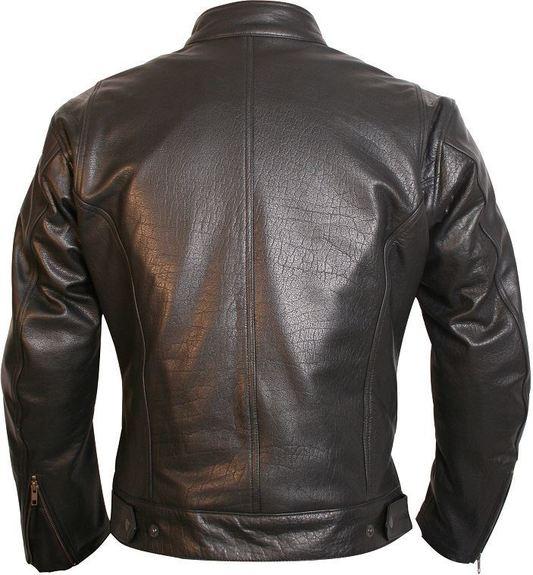 Buffalo Navigator Leather Motorcycle Jacket