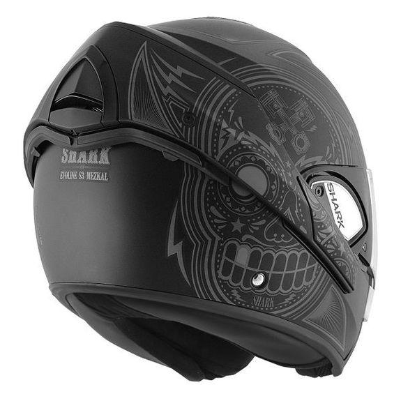 Shark Evoline S3 Helmet Mezcal Mat KAS