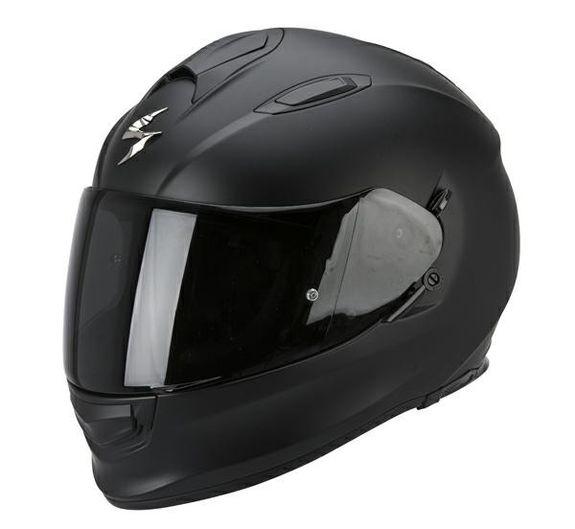 Scorpion EXO 510 MATT BLACK