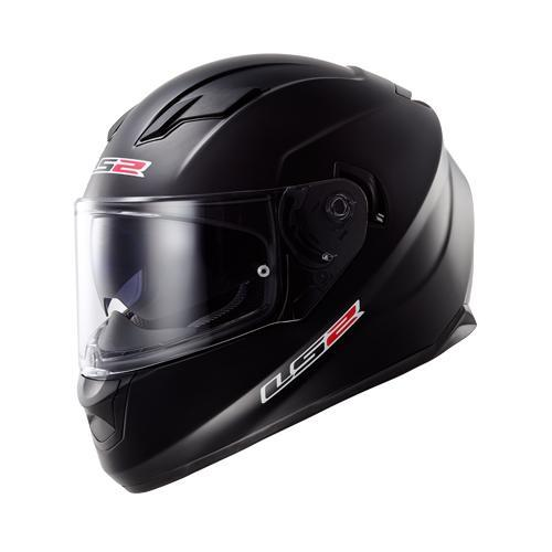 LS2 FF320 Stream Helmet Matt Black