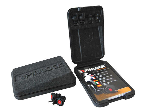 Pinlock Ear Plugs with advanced precision sound filters