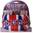 OXFORD COMFY UNION JACK MOTORCYCLE NECK TUBE 3 PACK
