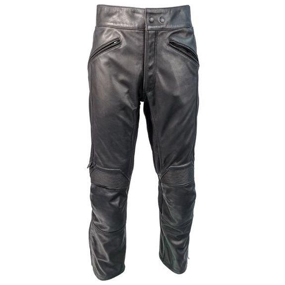 Richa Cafe Trousers SHORT Blk